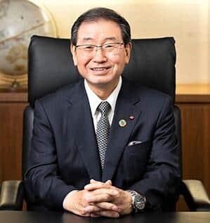 日本経済団体連合会の十倉雅和会長(公式サイトより)