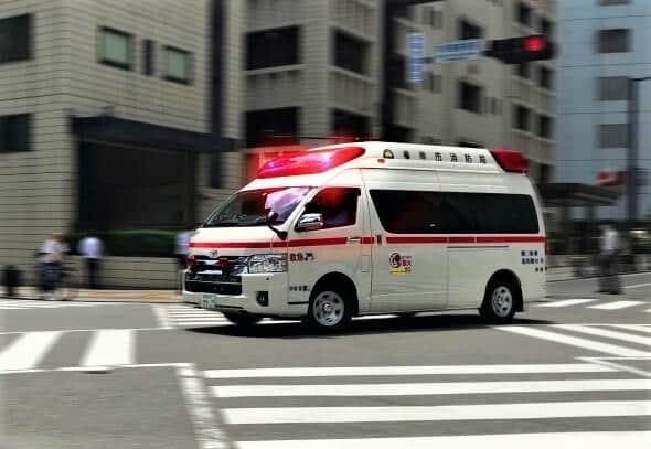 搬送先が見つからない救急車が増えている