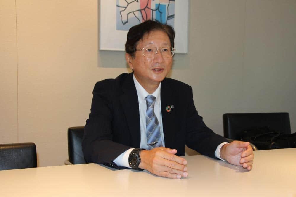 鹿島建設・坂田昇氏