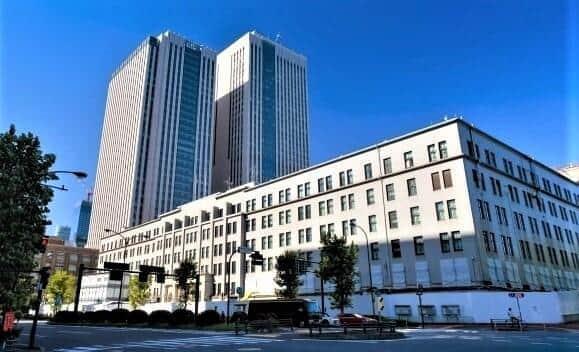 矢野次官の投稿の背景には財務省の「コロナ増税」の狙いがある?(写真は、財務省)