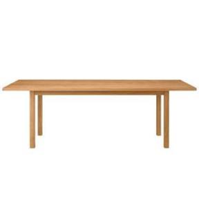 暮らしの中心に置きたい 「無垢の木テーブル」