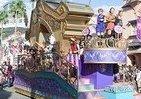 小森純「アゲアゲで楽しかった」、10周年のUSJでハロウィーンイベント始まる