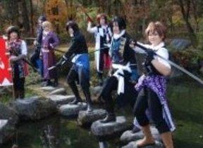 コスプレメンバーをウェブで募集 千葉・埼玉からも集まる「薄桜鬼」