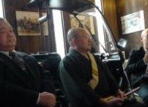 報道されなかった「遺体安置所」の現実 ノンフィクション作家・石井光太らが釜石市でトークイベント開催