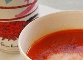 「伊勢海老スープ」ホテルの味を再現 鍋から立ち上る香りに大コーフン