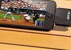 iPhone5でテレビ見られる コネクタに差すだけ「ワンセグチューナー」