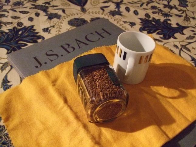 バッハの作品は実はコーヒーによく合う?
