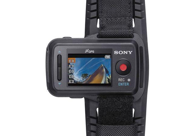 GPS機能をライブビューリモコンに搭載