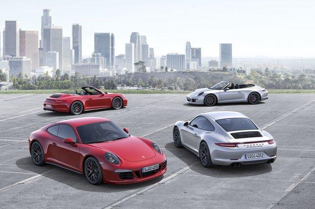 ポルシェ新型「911カレラGTS」シリーズ