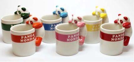 角田課長のマグカップ