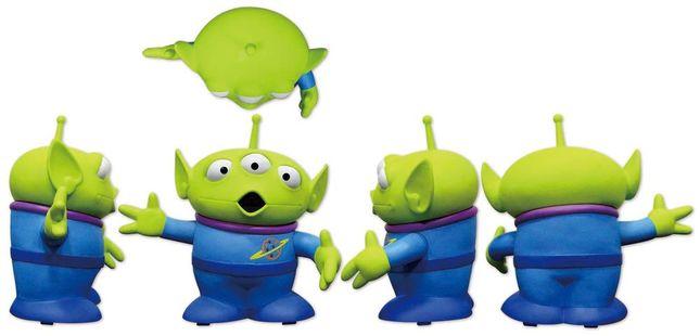 幅45センチ、高さ42センチのビッグサイズ (C)Disney/Pixar