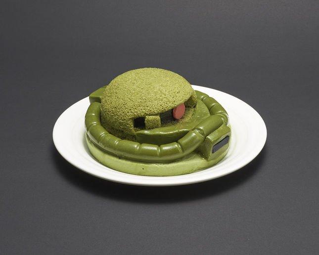 量産型ザクケーキ (C)創通・サンライズ