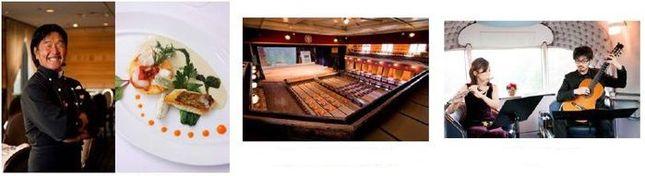 冬の贅沢な寝台列車「カシオペア」の旅