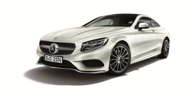 S 550 4MATIC クーペ