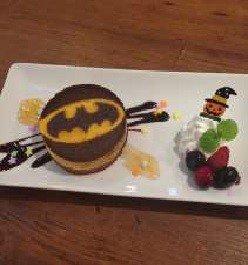 GOTHAM CITYパンプキンチーズケーキ