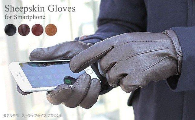 全55種から選べるレザー手袋