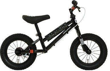 バランス感覚を養うペダルなしキッズバイク