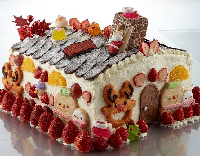 東武 新宿高野「マジカルクリスマスハウス」