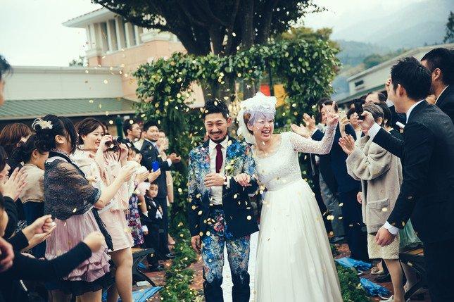「Gotemba Resort Wedding」の様子