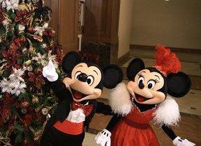 ミッキーが踊る ディズニーシーからクリスマススペシャルムービー