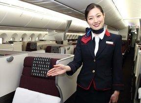 JALが787にも新型シート プレミアムエコノミーも新設