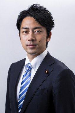 小泉進次郎内閣府兼復興政務官