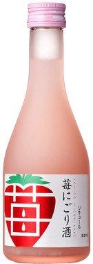 苺にごり酒
