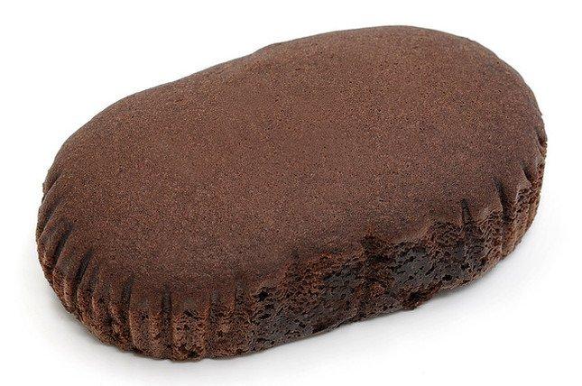 「GABA 入りチョコ蒸しパン」