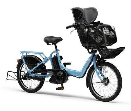 家族でおしゃれに乗れる電動アシスト自転車