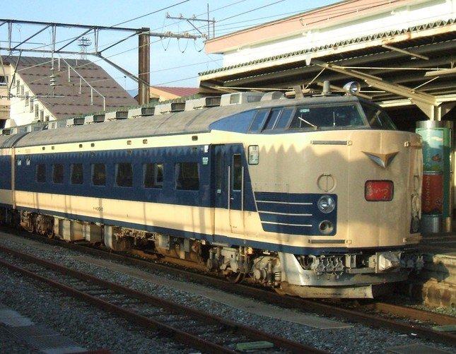 583系電車