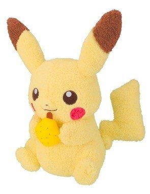B賞「ピカチュウぬいぐるみ」 (C)Nintendo・Creatures・GAME FREAK・TV Tokyo・ShoPro・JR Kikaku (C)Pokemon