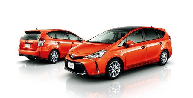 G「ツーリングセレクション」(5人乗り、オレンジメタリック、オプション装着車)