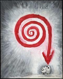 絶滅寸前 1994年 (C)2014 Tim Burton