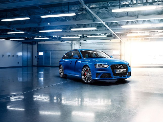 RS 4 アバント Nogaro selection
