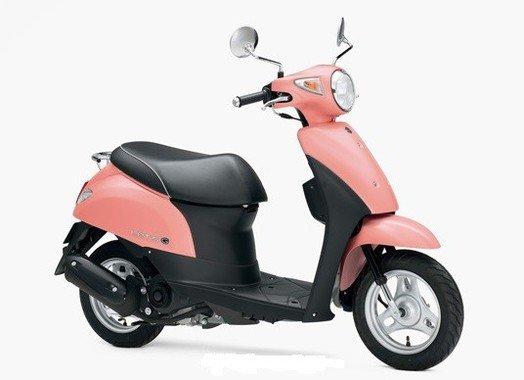 軽量・低燃費で使い勝手の良いスクーター発売