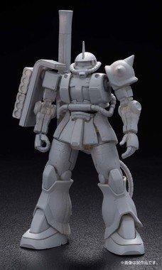 「MS-06S シャア専用ザクII(試作品)」(C)創通・サンライズ