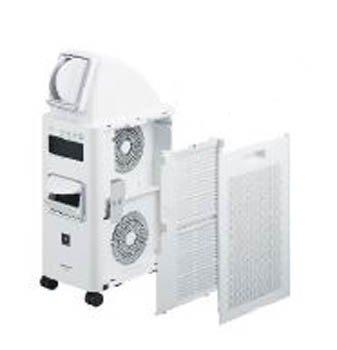 室内の空気環境を効率よく整えられる