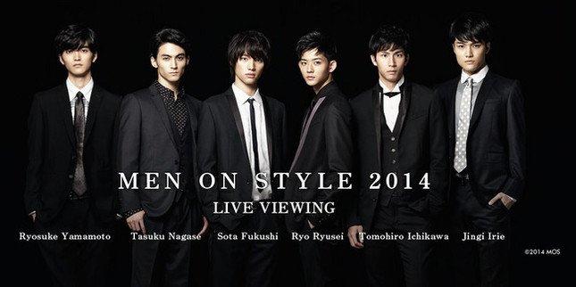 「MEN ON STYLE 2014」