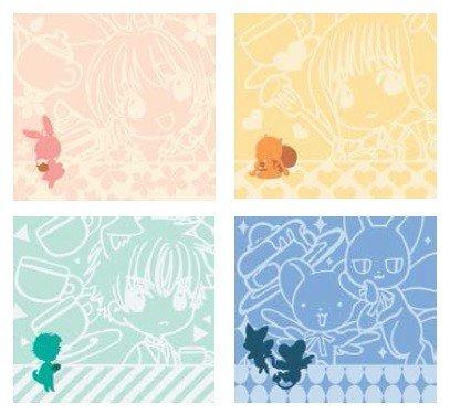 G賞 ポイント刺繍入りタオル(全4種) (C)CLAMP・ShigatsuTsuitachi CO.,LTD./講談社