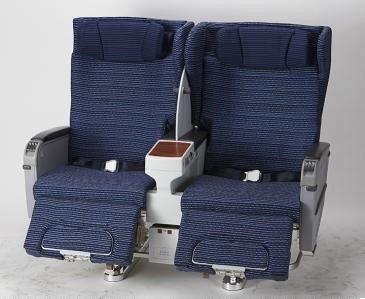プレミアムクラスシート(2人席タイプ)