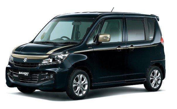 日本をテーマにした華やかな特別仕様車
