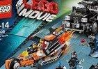 映画シーンを再現した「レゴ ムービー」シリーズ発売
