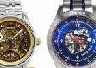 ドラえもん誕生日記念した腕時計「ドラッチ」 両面スケルトンモデルと脈拍計付きモデル
