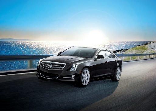キャデラックATS ニューイヤースペシャル (C)General Motors