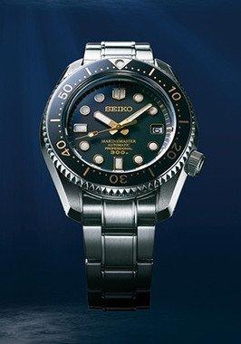 300メートル飽和潜水用防水モデル「SBDX012」