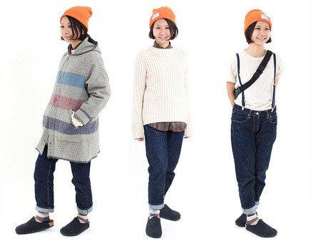 シンプルでどんなファッションにも合わせやすい