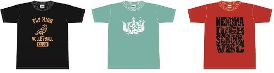 限定Tシャツのほかにも、「ハイキュー!!」グッズを多数ラインアップ (C)古舘春一/集英社・「ハイキュー!!」製作委員会・MBS