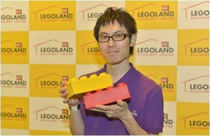 LDC東京で活躍中の大澤よしひろさんは12年コンテスト優勝者