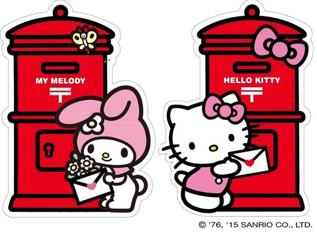 サンリオの2大人気キャラクターをデザイン