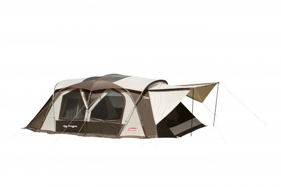 どの季節でも快適なキャンプが出来る